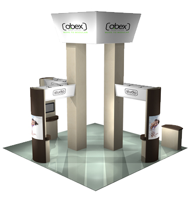 Modulus A Modular Exhibit Systems