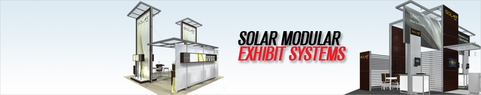 Solar Module Exhibit Systems